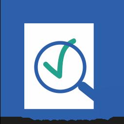 Picto du logo de Neoparcel exprimant la transparence